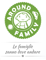 aroundfamily logo payoff