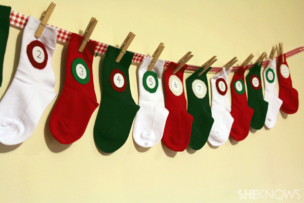 sock advent calendar1