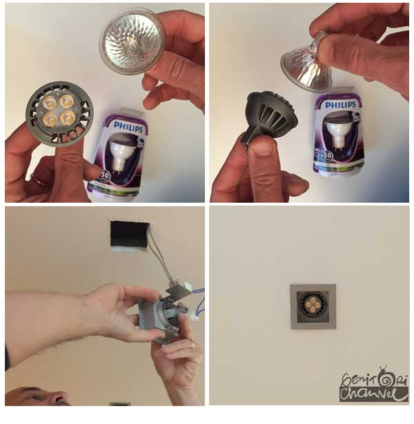 philips led faretti
