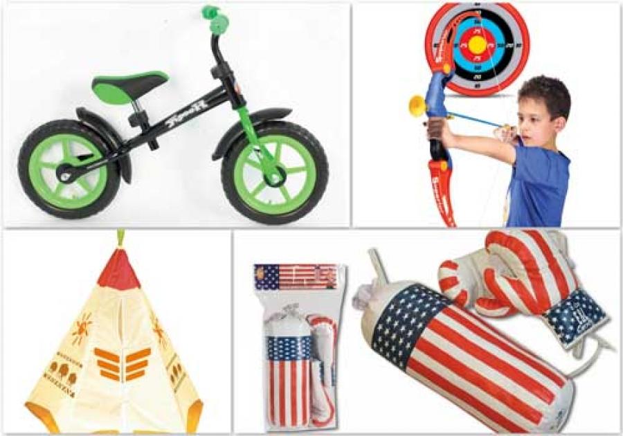 Idee regalo per bambini di 4 - 6 anni