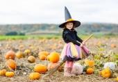 Halloween: trucchi naturali per bambini