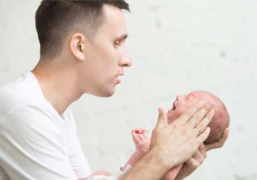 Come calmare le colichette dei neonati