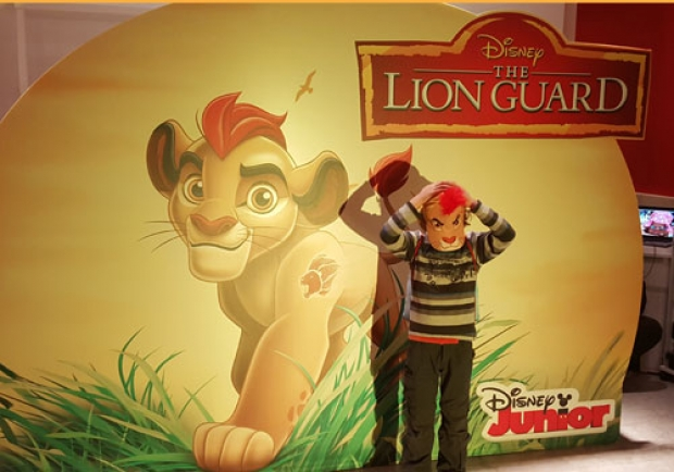 Kion: the lion guard
