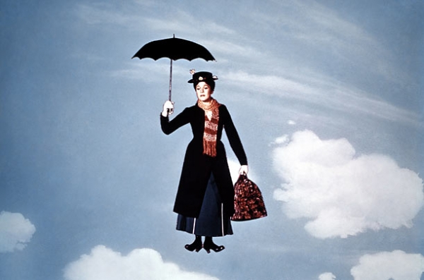 Mannaggia a Mary Poppins!