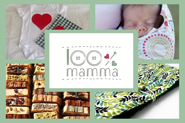 100% Mamma... comprare dalle mamme on line!
