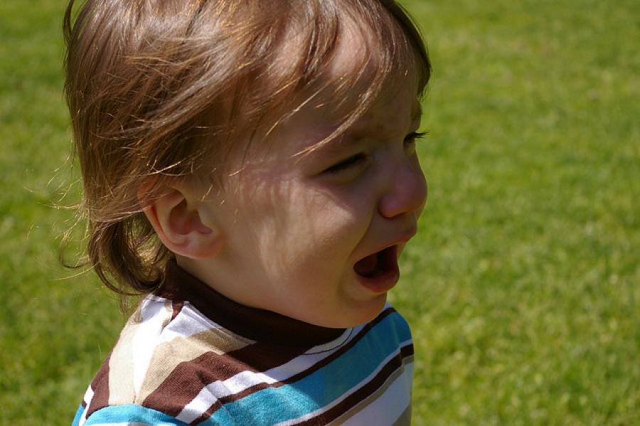 Come superare i capricci dei bambini
