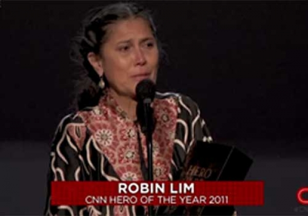 Ibu Robin Lim, CNN Hero 2011