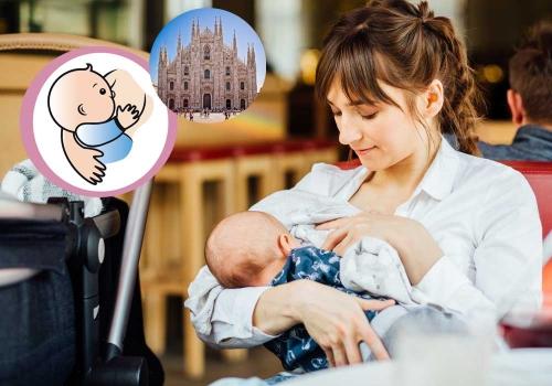 Milano: Capitale dell'allattamento