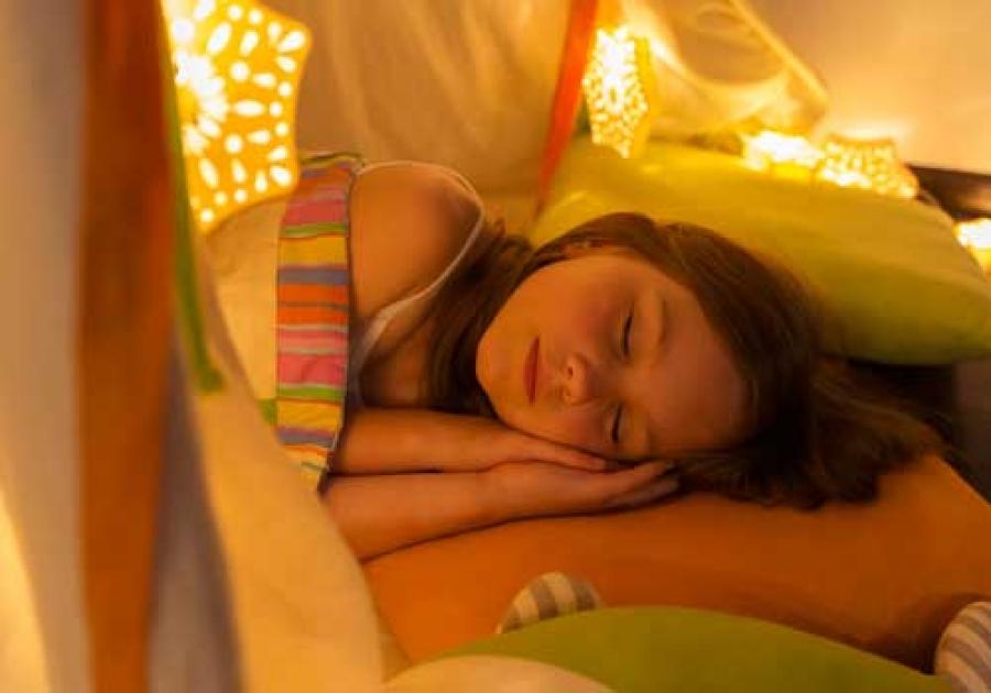 Come aiutare il bambino a dormire da solo