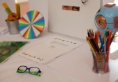 laboratori Kids by Safilo at school