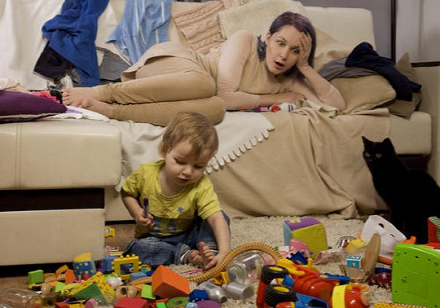 Dovrei giocare con mio figlio?